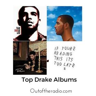 Top Drake Albums