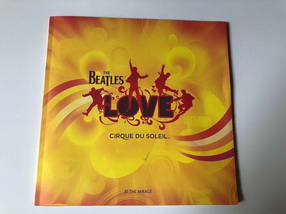 the beatles love vinyl full album