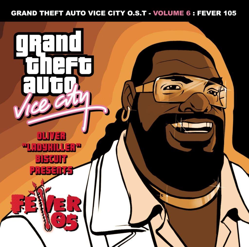 GTA Vice City Fever 105 Full Album Music Soundtrack