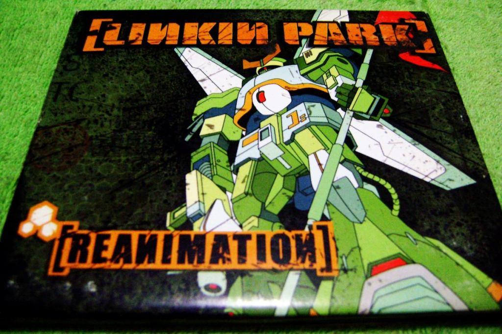 Linkin park reanimation album vinyl edition