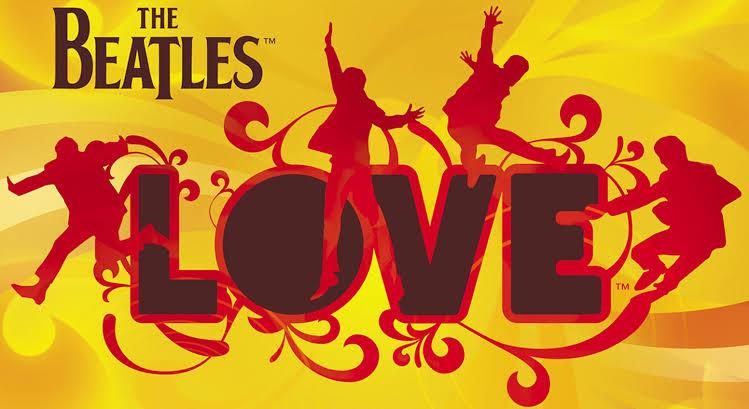 the beatles love album full